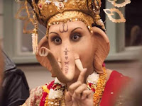 Video: Selain Yesus, Ada Adegan Ganesha Santap Daging, Umat Hindu Marah