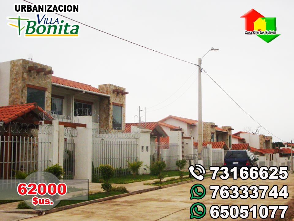 Casa ofertas bolivia febrero 2016 for Villa bonita precios