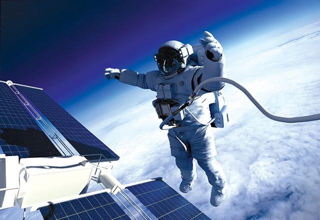 Μια «καλησπέρα»  διαφορετική από τις άλλες: Αστροναύτης πόσταρε φωτογραφίες της Αθήνας από το διάστημα! (ΦΩΤΟ)