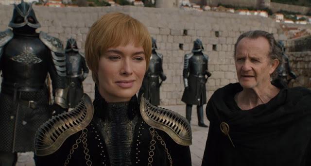 Cersei. Trailer de la octava temporada de Juego de Tronos