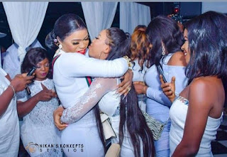 Bobrisky And Nina Share A Kiss As They Resolve Their Dispute.