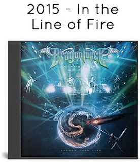 2015 - In the Line of Fire