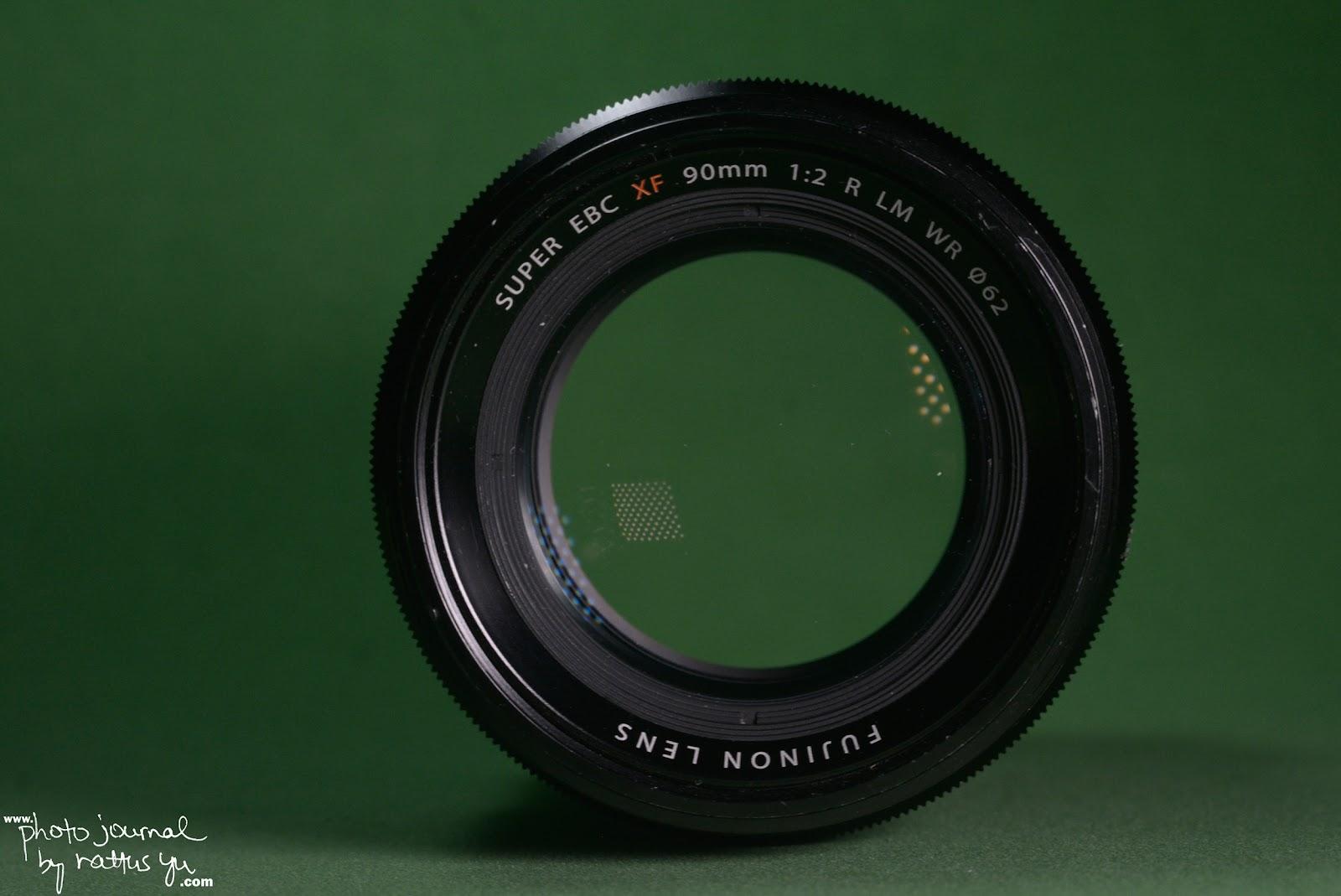 FUJINON Super EBC XF 90mm f/2, telephoto portrait prime lens