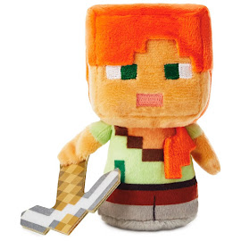 Minecraft Hallmark Alex Plush