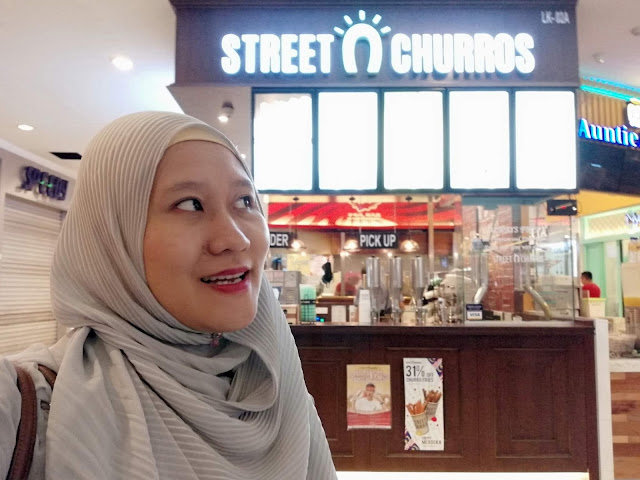 BREAKFAST DI STREET CHURROS EMPIRE SUBANG