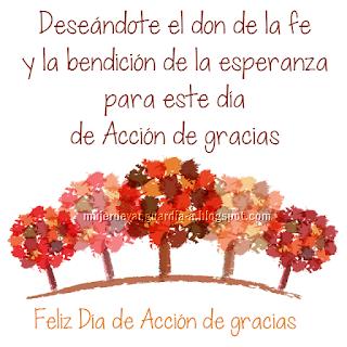 Imagenes Con Frases Del Dia De Acción De Gracias