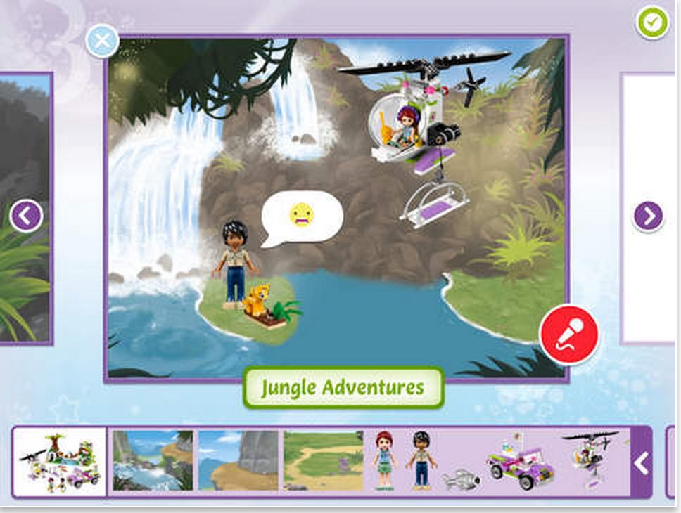 Lego Story Maker A Great Digital Storytelling App For Kids
