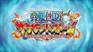 One Piece Thousand Storm v1.1.3 Apk