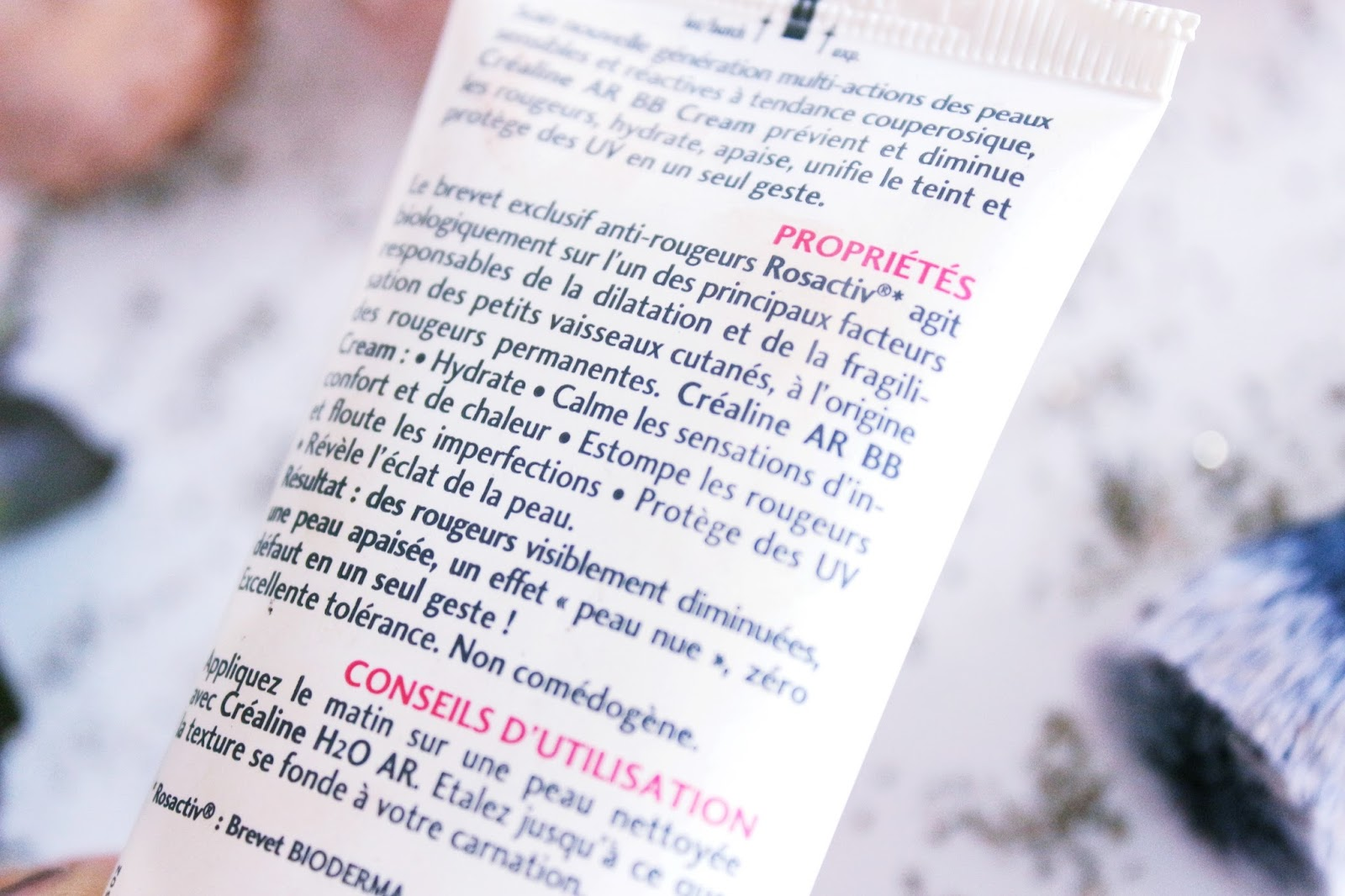 Bb Cream anti-rougeurs Bioderma