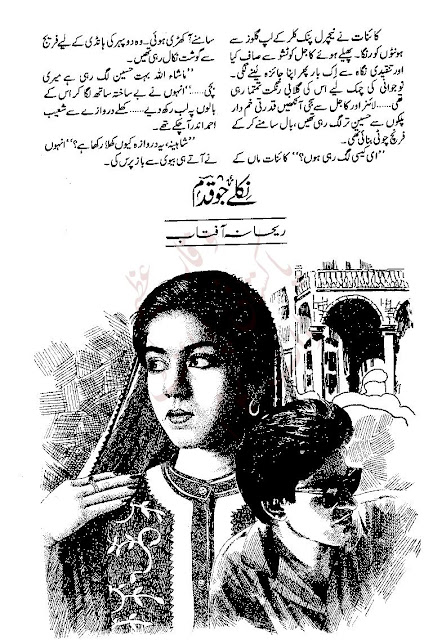 Free online reading Niklay jo qadam novel by Rehana Aftab pdf