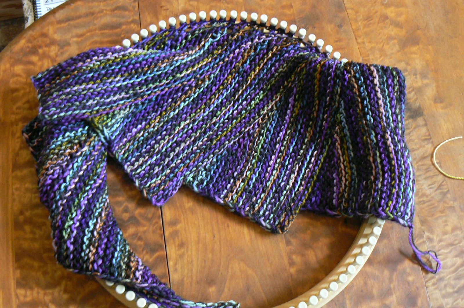 Invisible Loom Innovative Patterns for Loom Knitters ...