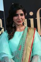 Samantha Ruth Prabhu Looks super cute in a lovely Saree  Exclusive 07.JPG