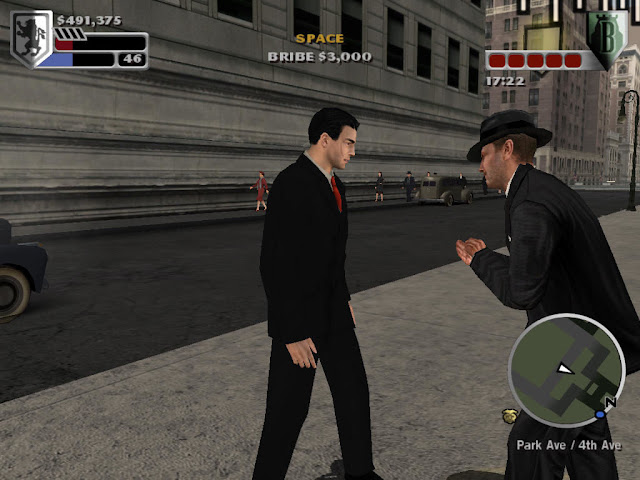 The Godfather PC Full Version Screenshot 1