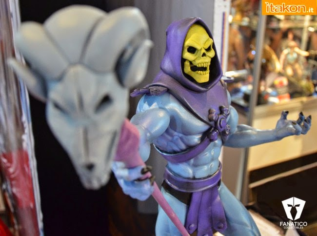 Skeletor della FANATICO Collectibles
