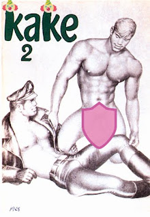 Tom of finland Kake 02: The Sexy Sunbather (or Horny Holiday 1)