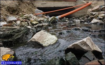 Chỉ dẫn pha hóa chất khử màu nước thải dệt nhuộm – Nước thải hôi thối ra bãi biển Sầm Sơn
