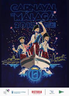Carnaval de Málaga 2017 - Barlovento - Pablo Cortés del Pueblo