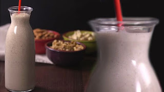 kuruyemişli milkshake tarifi - KahveKafeNet