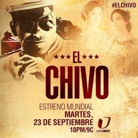 telenovela El chivo