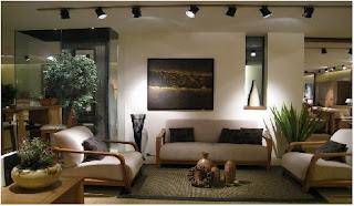 Sofa Set Rumah Minimalis