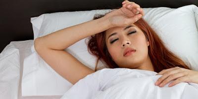 Beberapa Faktor penyebab haid tidak lancar