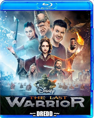 The Last Warrior 2017 Dual Audio BRRip 480p 350Mb x264