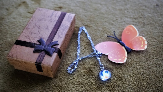 Precious Mammaries Bubble Necklace Review | Karminity