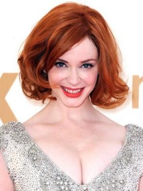 potongan model rambut panjang tebal perempuan tahun 2011