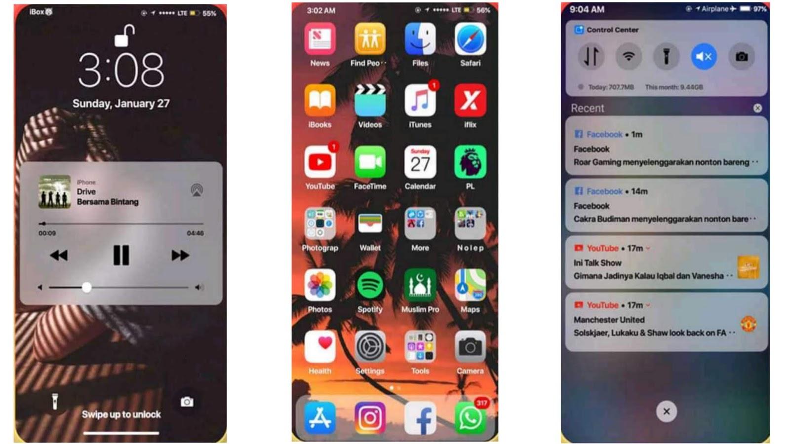 😝 Ios 12 theme download for miui | [THEME] MiiOS Pro (iOS 12 + MIUI