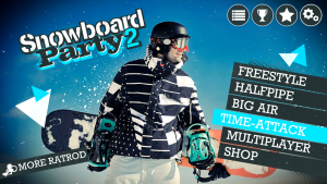 Snowboard Party 2 lite Data + Mod Apk Terbaru