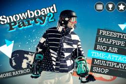 Snowboard Party 2 lite v1.0.9 Data + Mod Apk Terbaru