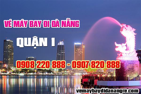 Vé máy bay đi Đà Nẵng quận 1