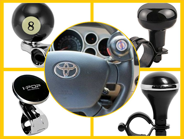 fungsi Wheel Knob Di Setir Mobil