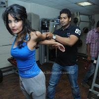 Rashaana Shah at Fitness GYM