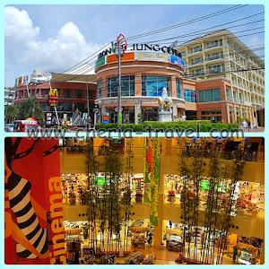 Tempat perbelanjaan yang luas, Jungceylon