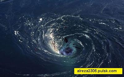 Lubang Hitam di Samudera Atlantik - Sekitar Dunia Unik