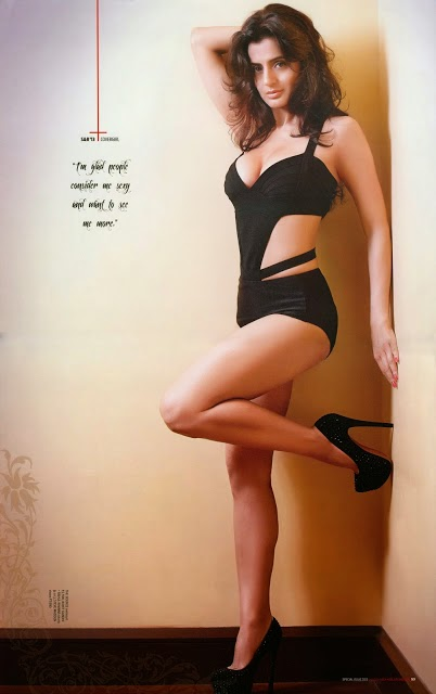 Amisha Patel in Hot Bikini Photoshoot HD Wallpapers #Amisha