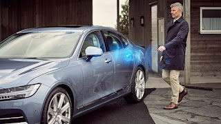 Volvo to include keyless entry into vehicles by 2017