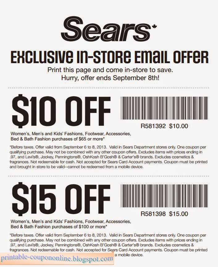 Check out their Deals section to see where you can find savings at Sears, from steam-key.gq has been visited by K+ users in the past monthTop Brands & Savings · + Coupons Available · New Offers Added DailyTypes: Specialty Stores, Grocery Stores, Factory Outlets, Retail Chains, Restaurants.