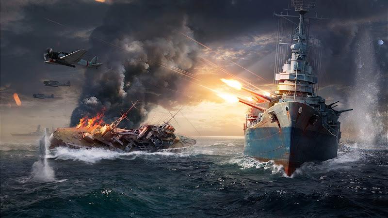 World of Warships 2 HD