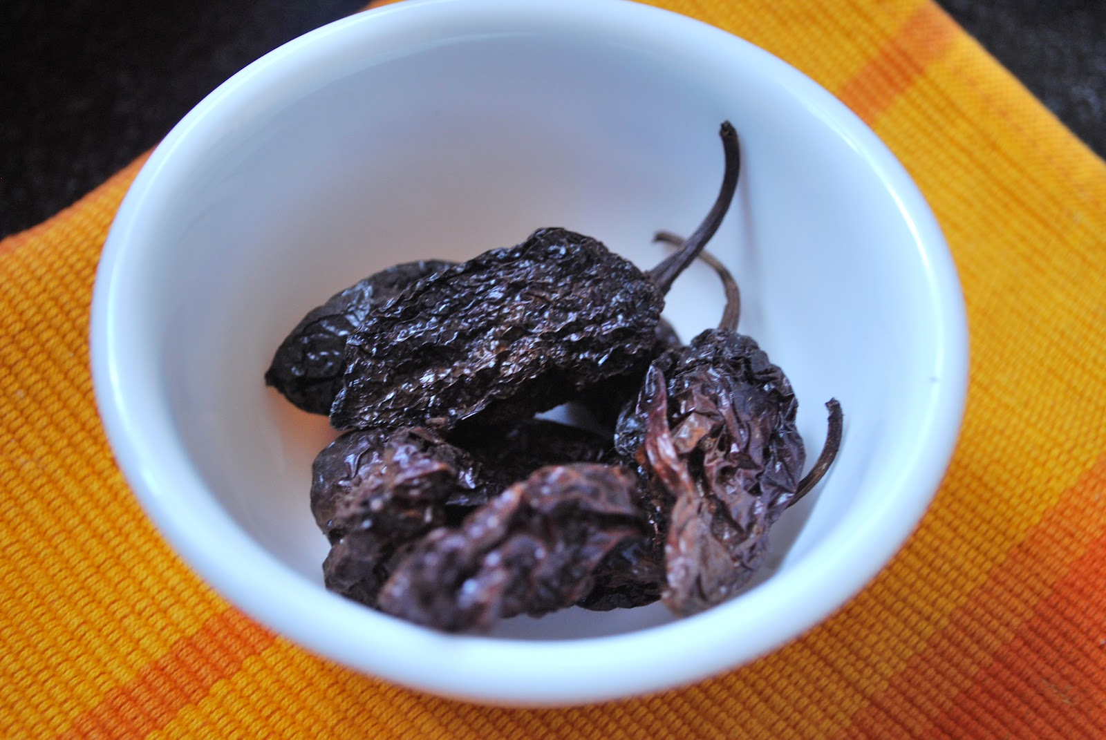 Pan Cuisine: Dried Fish Chutney with Green/Dried Red Chilies- Naga Dish