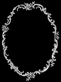 frame border grayscale image printable