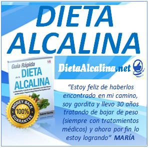Dieta Alcalina, Recupere Su Peso Ideal y Salud