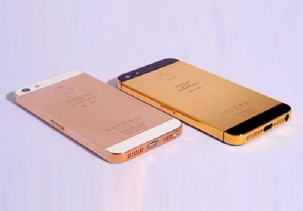 Thay vỏ iPhone 5 giá rẻ