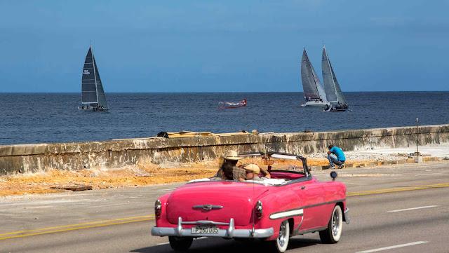 Estadounidenses rompen récord de visitas a Cuba