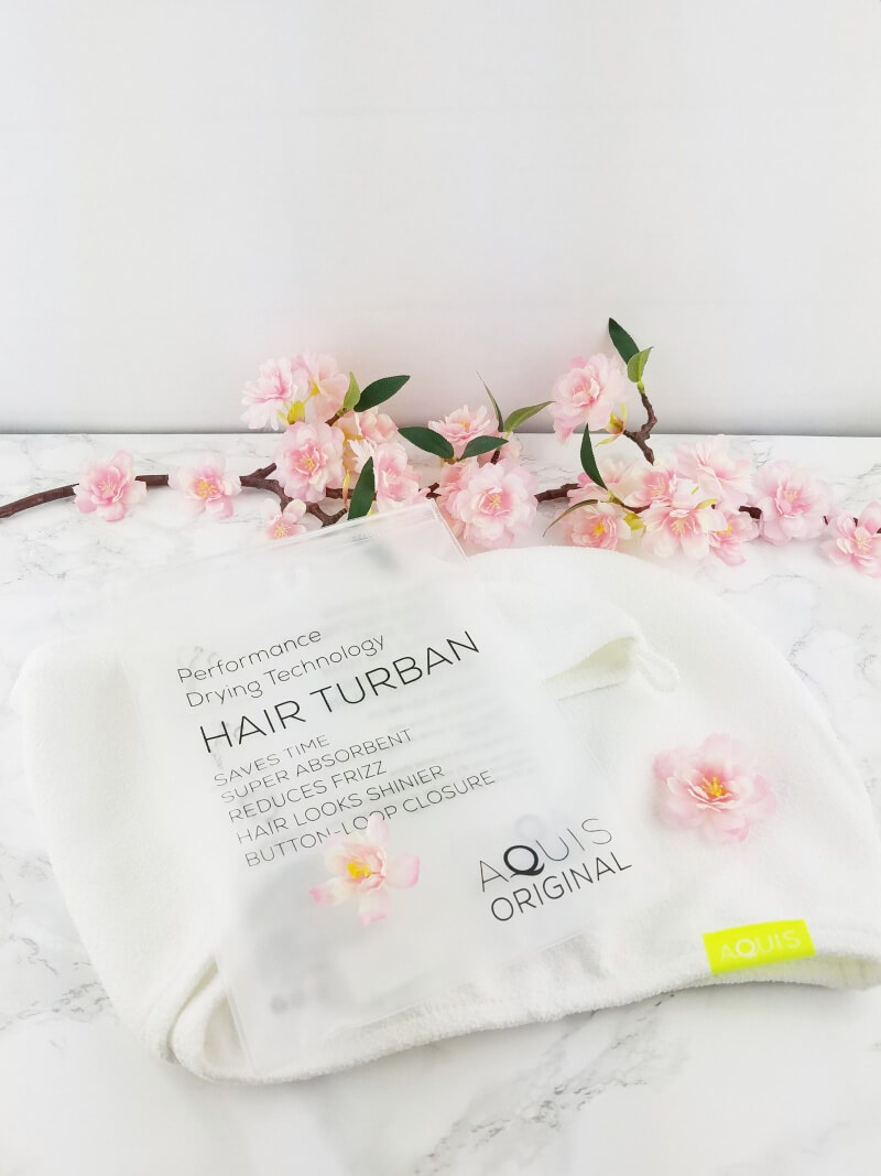 Why I LOVE My AQUIS Hair Turban and Why I Think that You Will, Too