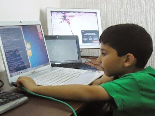 Five year old becomes youngest ever Microsoft certified professional
