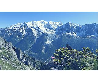 La France imposera un plafond quotidien de 214 grimpeurs sur le Mont Blanc