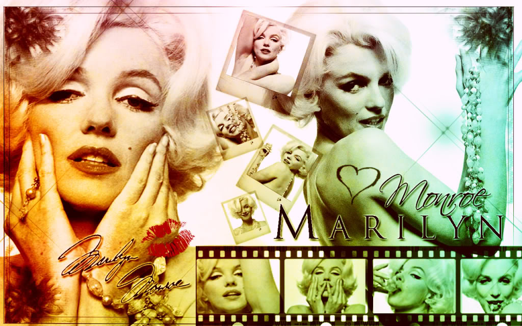 Chatter Busy: Marilyn Monroe Wallpapers
