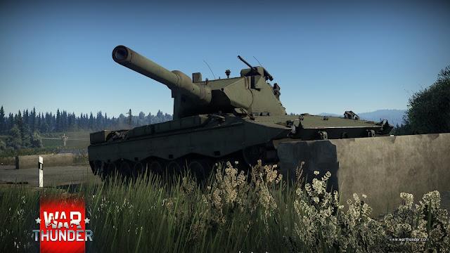 Evento de carreras nuevas y mejoradas en War thunder